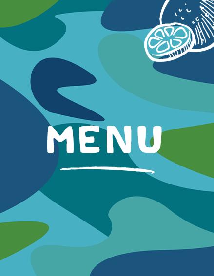 Food Menu Banner